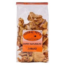 Herbal Pets Chipsy naturalne JABŁKO