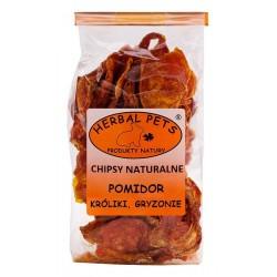 Herbal Pets Chipsy naturalne POMIDOR