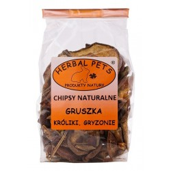 Herbal Pets Chipsy naturalne GRUSZKA
