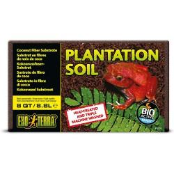 Exo Terra PODŁOŻE PLANTATION SOIL włókno kokosowe 8,8L