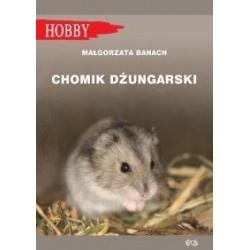 Książka Hobby CHOMIK DŻUNGARSKI