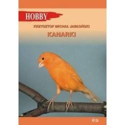 Książka Hobby KANARKI wyd.Egros
