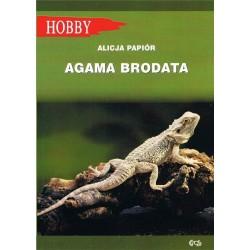 Książka Hobby AGAMA BRODATA wyd.Egros