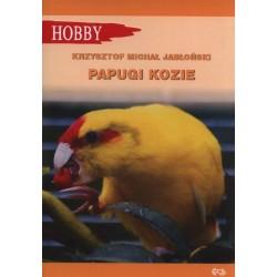 Książka Hobby PAPUGI KOZIE wyd.Egros