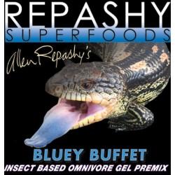 Repashy BLUEY BUFFET Wysokiej jakości Pokarm dla ŻÓŁWI,JASZCZUREK