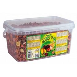 Tropifit Kompletna karma dla ŚWINEK MORSKICH 1,5kg/3L Wiaderko