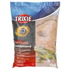 Trixie Podłoże PIASEK do Terrariów JASKINIOWY 5kg