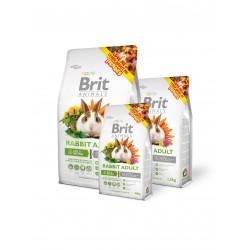 Brit Animals Adult Complete karma dla dorosłych królików 3 kg