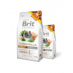 Brit Animal Chinchilla Complete karma dla szynszyli 1,5 kg