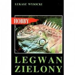 Książka LEGWAN ZIELONY