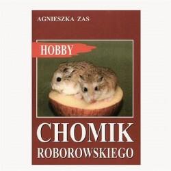 Książka Hobby CHOMIK ROBOROWSKIEGO
